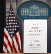 """""""The room where it happened""""/John Bolton. TT"""