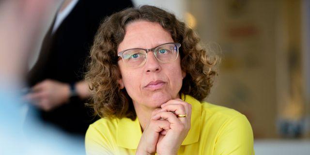 Karin Torneklint. Arkivfoto. Stina Stjernkvist/TT / TT NYHETSBYRÅN