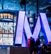 Mall of Scandinavia byter namn i höst. Marcus Ericsson/TT / TT NYHETSBYRÅN