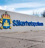 Säpo.  Tomas Oneborg/SvD/TT / TT NYHETSBYRÅN
