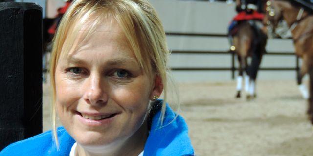 Sara Algotsson Ostholt. TT / PRIVAT / TT NYHETSBYRÅN