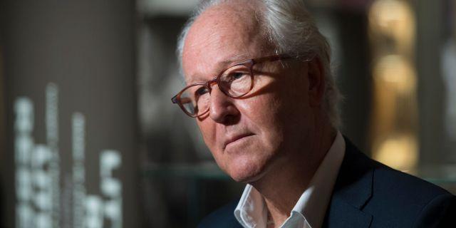 Arkivbild: Nobelstiftelsens vd Lars Heikensten.  Henrik Montgomery/TT / TT NYHETSBYRÅN