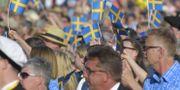 Nationaldagsfirande på Skansen. Arkivbild. Henrik Montgomery/TT / TT NYHETSBYRÅN