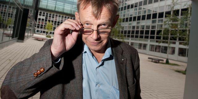Arkivbild. Hans Rosling. JONAS EKSTRÖMER / TT / TT NYHETSBYRÅN