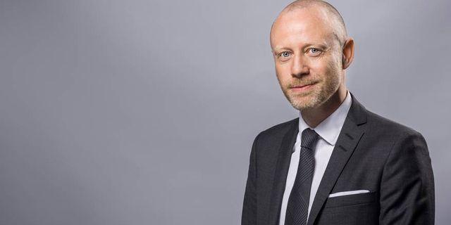 Niklas Beckman, arbetsrättsjurist på Svenskt Näringsliv. Foto: Svenskt Näringsliv
