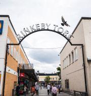 Rinkeby Torg, arkivbild. Ali Lorestani/TT / TT NYHETSBYRÅN