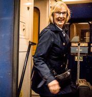 Trafikverkets Lena Erixon tjänar med sina 174600 kronor i månaden nästan lika mycket som statsministern. Magnus Hjalmarson Neideman/SvD/TT / TT NYHETSBYRÅN