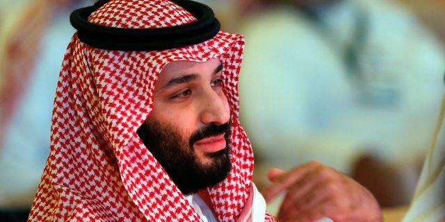 Mohammed bin Salman Amr Nabil / TT NYHETSBYRÅN