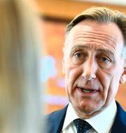 Svenskt Näringslivs vd Jan-Olof Jacke Claudio Bresciani/TT / TT NYHETSBYRÅN
