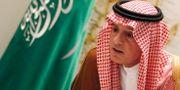 Adel al-Jubeir. Amr Nabil / TT NYHETSBYRÅN