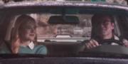 """Skärmdump från filmens trailer.  """"A rainy day in New York"""""""