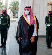 Mohammed bin Salman. TT NYHETSBYRÅN