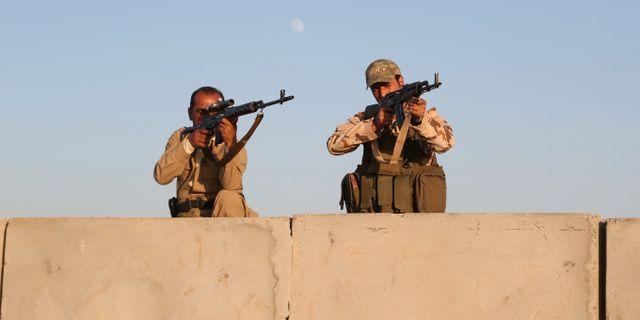 Irak uppfyller inte alla fn krav