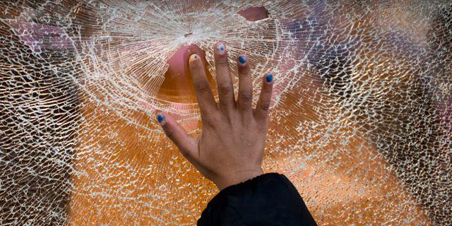 Bilder fran attentatet i jakarta