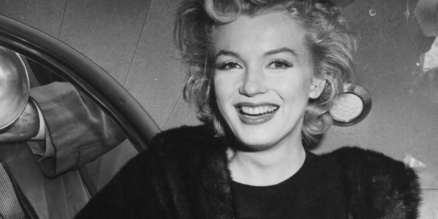 Marilyn Monroe. Uncredited / TT NYHETSBYRÅN/ NTB Scanpix