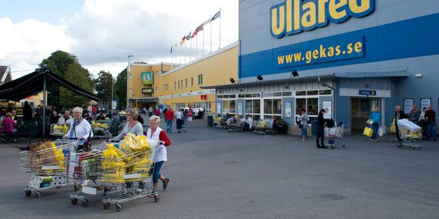 Arkivbild, Gekås Ullared Bertil Ericson / TT / TT NYHETSBYRÅN