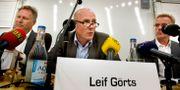 Leif Görts ledde utredningen av helikopterrånet i Västberga i Stockholm 2009. PONTUS LUNDAHL / TT / / TT NYHETSBYRÅN