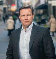 Jens Magnusson. Pressfoto: SEB