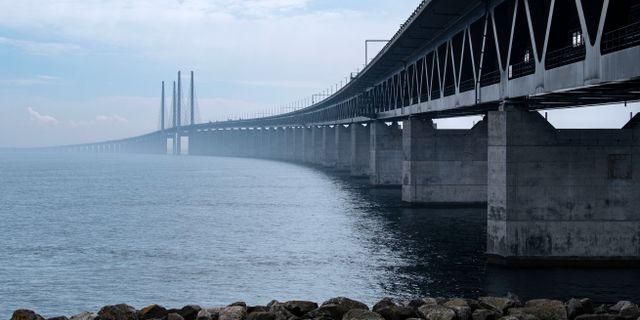 Öresundsbron. Arkivbild. Johan Nilsson/TT / TT NYHETSBYRÅN