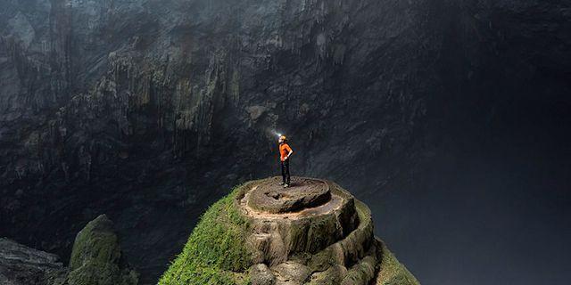 Färre människor har varit inne i Hang Son Doong än stått på toppen av Mount Everest. 500 px