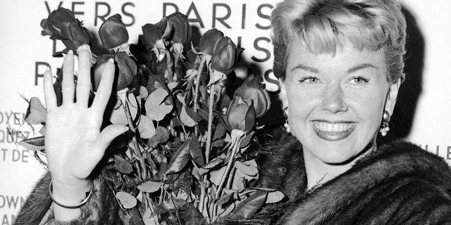 Doris Day 1955. TT NYHETSBYRÅN/ NTB Scanpix
