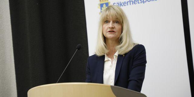 Charlotte von Essen Christine Olsson/TT / TT NYHETSBYRÅN