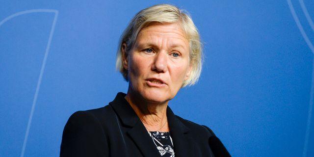 Marie Begler  Bertil Ericson/TT / TT NYHETSBYRÅN