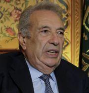 Samir Khatib. ANWAR AMRO / SERVICES AFP