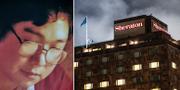 Gui Minhai/Hotel Sheraton i Stockholm TT