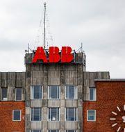 ABB i Ludvika.  Emma-Sofia Olsson/SvD/TT / TT NYHETSBYRÅN