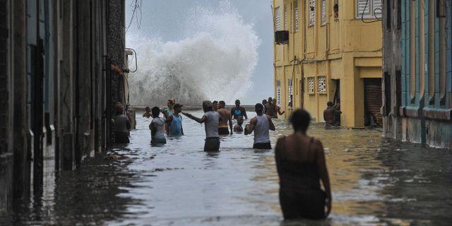 Havanna. YAMIL LAGE / AFP