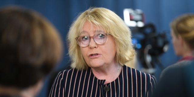 Irene Sven Fredrik Sandberg/TT / TT NYHETSBYRÅN
