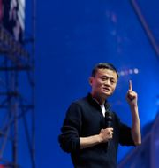 Alibabas grundare Jack Ma. Andy Wong / TT / NTB Scanpix