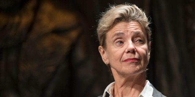 Stina Ekblad.  Maja Suslin/TT / TT NYHETSBYRÅN