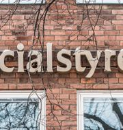 Socialstyrelsen i Stockholm. Lars Pehrson/SvD/TT / TT NYHETSBYRÅN