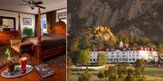 Ett av USA:s mest hemsökta hotell ligger i Klippiga bergen. Stanley Hotel