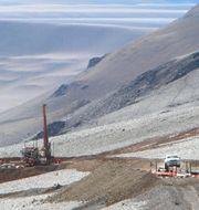 Josemaria, Argentina. Ngex Resources