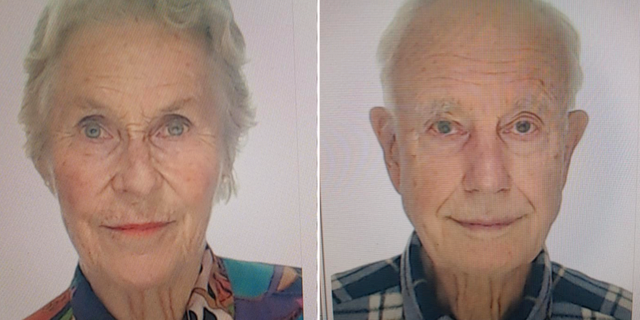 Nya sokanden efter det forsvunna paret