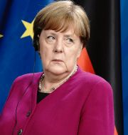 Angela Merkel.  KAY NIETFELD / TT NYHETSBYRÅN