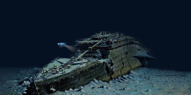 Få har kunnat se det mytomspunna fartyget med egna ögon eftersom det ligger på 3 810 meters djup, men nu får åtminstone några till möjlighet att besöka det.  Titanic Survey Expedition