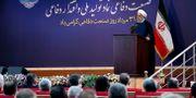President Hassan Rouhani. HANDOUT / TT NYHETSBYRÅN
