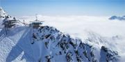 Alpernas ballaste bar balanserar 3 000 meter över havet. Obergurgl.com