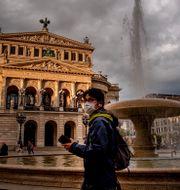 Bild från Frankfurt. Arkiv. Michael Probst / TT NYHETSBYRÅN