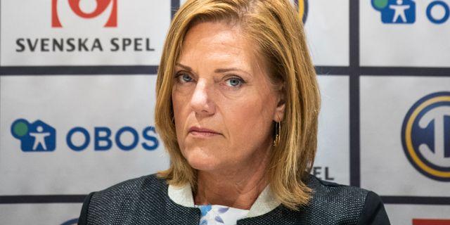 Annika Grälls. MATHIAS BERGELD / BILDBYRÅN