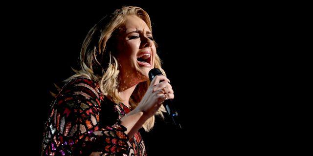 Adele. Matt Sayles / TT NYHETSBYRÅN