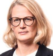 Gigarbetare för matleveransbolaget Fodoora. Amelie Berg. TT/Svenskt Näringsliv/Ernst Henry