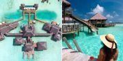På Gili Lankanfushi finns bara en regel: No news, no shoes. Gili Lankanfushi