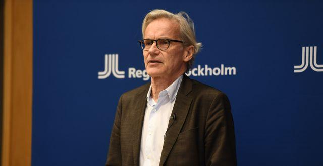 Johan Bratt Carl-Olof Zimmerman/TT / TT NYHETSBYRÅN