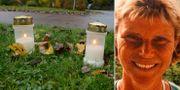 Minnesplats/56-åriga Anna-Lena Svenson. TT/Privat