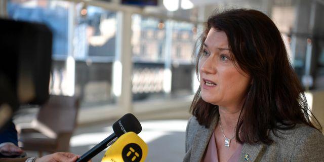 Arkivbild: Ann Linde Pontus Lundahl/TT / TT NYHETSBYRÅN